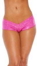 Metallic Micro Short Panty