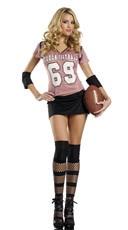 Sexy Football Costume