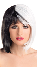 Two Toned Short Wig