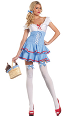 Kansas Sweetie Costume