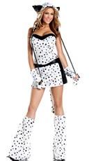 Divine Dalmatian Costume