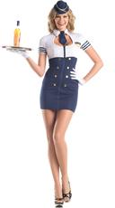 Mile High Service Stewardess Costume
