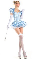 Sassy Fantasy Babe Costume