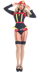 Hearts On Fire Costume