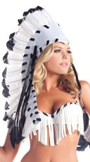 Native Princess Headdress