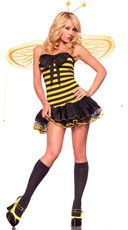 Lil\' Bumble Bee Costume