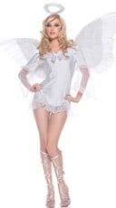 French Angel Costume