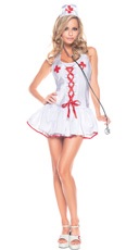 Naughty Night Nurse Costume
