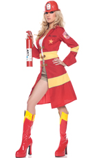 Fire Starter Costume