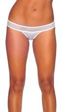 Honeycomb Band Bikini Bottom