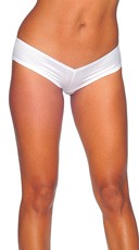 Super Micro Lycra Booty Shorts