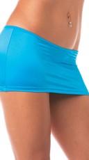 Scrunch Back Mini Skirt