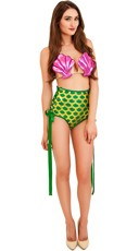 Seashell Sweetie Mermaid Costume