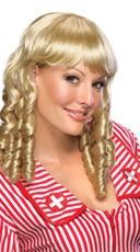 Babydoll Wig, Blonde Mix