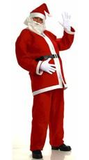 Full Santa Claus Costume