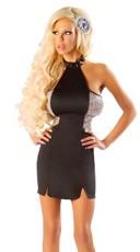 Black Skate Mini Dress