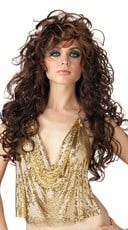 Brunette Seduction Wig