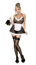Chamber Maid Lingerie Costume