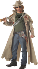 Men's Zombie Hunter Costume