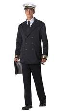 Mens Retro Pilot  Costume