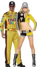 Racers Edge Couples Costume