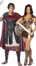 Roman Rulers Couples Costume