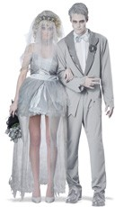 Ghostly Couples Costume