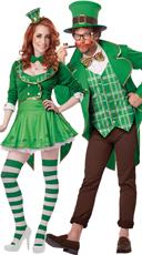 Lucky Charm Couple Costume