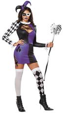Naughty Jester Costume