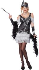 Sexy Razzle Dazzle Costume