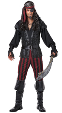 Men's Ruthless Rogue Costume