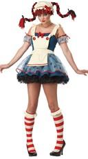 Mischievous Rag Doll Costume