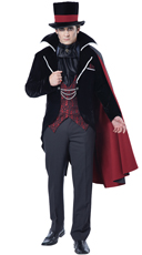 Immortal Vampire Groom Costume