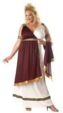 Plus Size Roman Empress