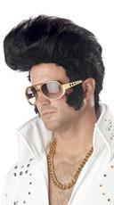 Rock N' Roll Elvis Wig