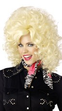 Dolly Parton Wig