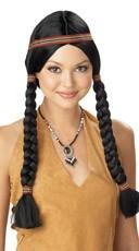 Pocahontas Wig