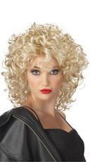 The Bad Girl Blonde Wig