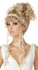Blond Athenian Goddess Wig