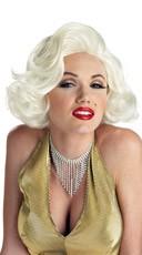 Classic Marilyn Monroe Wig