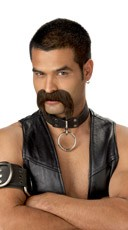 The Leather Daddy (moustache)