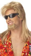 Beach Bro Wig
