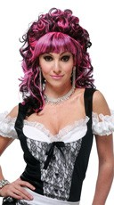 French Maid Pink Wig