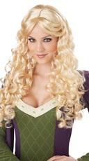 Blonde Renaissance Wig