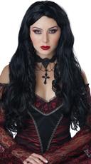 Gothique En Noire Wig