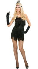 Chicago Flapper Costume