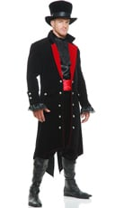 Men's Midnight Vampire Costume