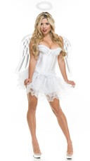 Heaven Sent Sexy Angel Costume Kit
