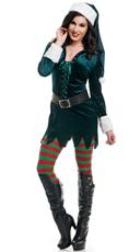 Sexy Elfing Around Costume
