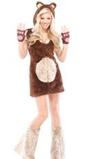 Sexy Teddy Bear Costume
